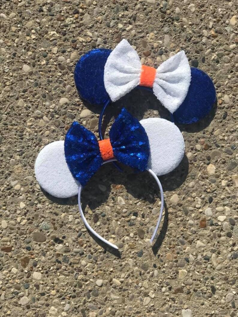 University of Florida Mickey Ears Disney College Ears Gator image 0
