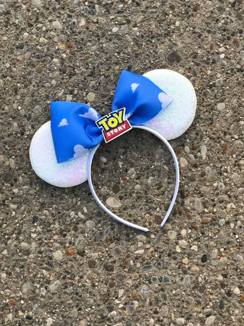 Toy Story Mouse Ears Pixar Mouse Ears Toy Story Mickey Mouse image 0