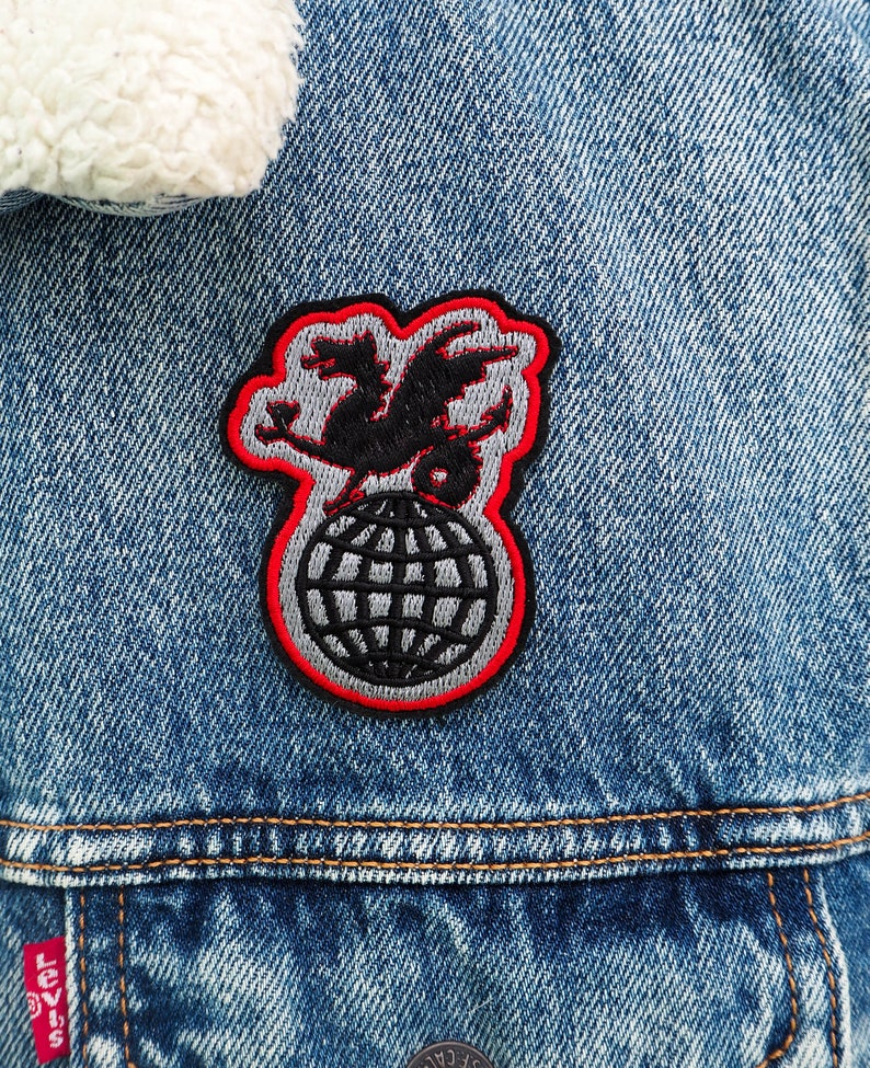 Venture Bro Embroidered Patches As a set or individual!