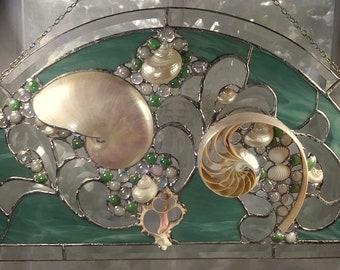 Nautilus Semi with Bevels (Large)