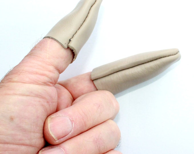 Finger Protectors for Needle-Felting