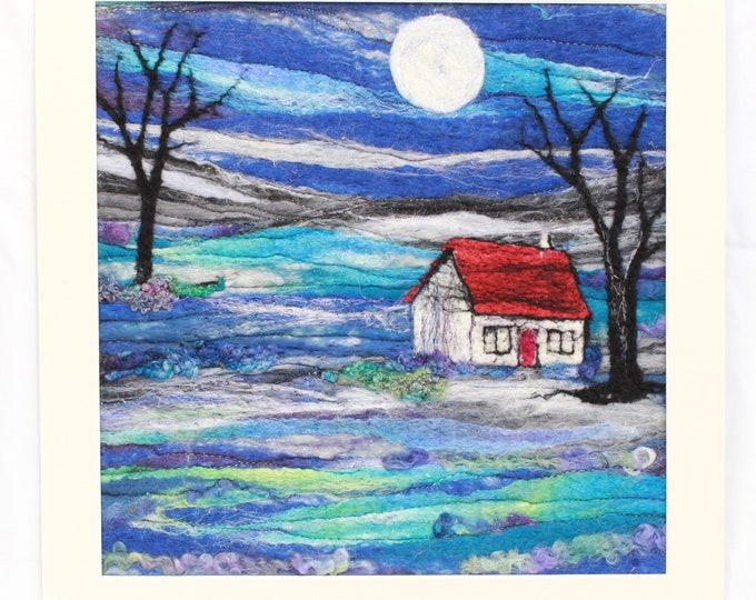 Large Felted Picture (lpic10).