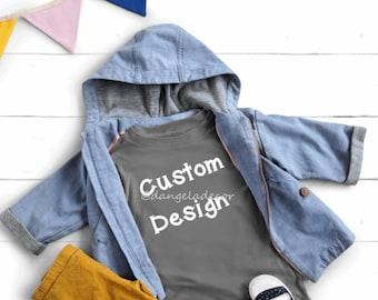 Custom Tee Shirts Kid Child Toddler
