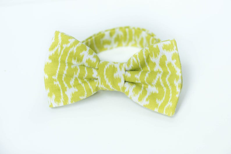 boys lime green bow tie bright design bow tie lime green bow tie lime bow tie abstract bow tie mens green bow tie green design bow tie