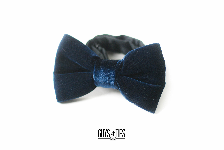 groom wedding velvet bow tie navy velvet bow tie navy velvet bow ties for kids boys dogs pets toddlers mens dark blue velvet bow ties