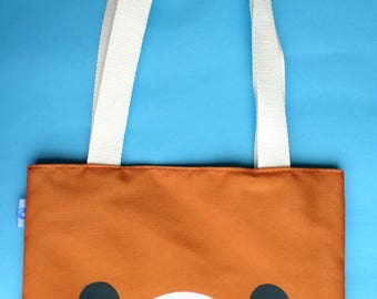 Rilakkuma Anime Mini Tote Bag Cute Bear