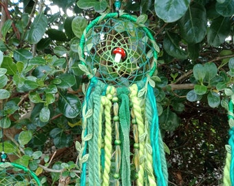 Gnomeland Dreamcatcher (M)