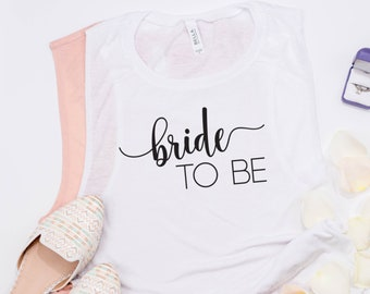 Bride to be Tank, Bachelorette tshirt, Bachelorette, Bachelorette party shirt, bachelorette tank, Bride tank, Bride to be tee, future mrs