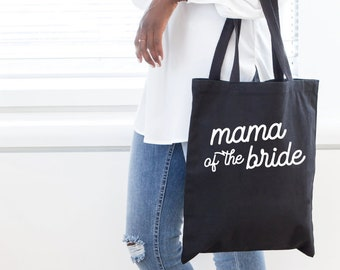 Mother of the Bride Tote, Wedding tote, Mother of the Bride Gift, Welcome bag, wedding tote, mother of the bride gift, Mama of the bride