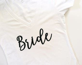 Bride t-shirt. Bride to be Gift. Bride tshirt, Bride Gift. Bridal Shower Gift. Bride Shirt. Bride T-shirt. Bride Shirt. Bridal shower