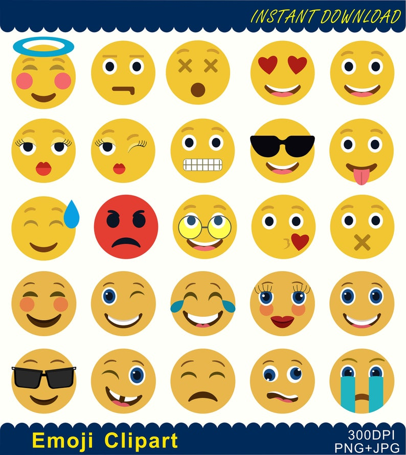 photo regarding Emoji Feelings Printable identified as Emoji Clipart, Emoticons Collage Clip Artwork, Emoji Printable, Smiley Confront Thoughts Clipart, Inner thoughts Clipart, Electronic Artwork, PNG Data files