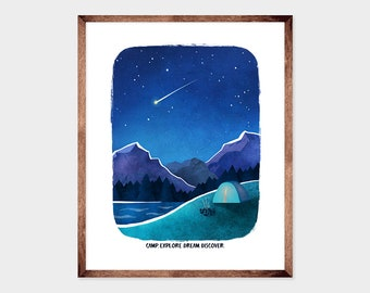 GREAT OUTDOORS PRINTS