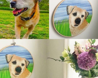 Pet portrait ~ made to order