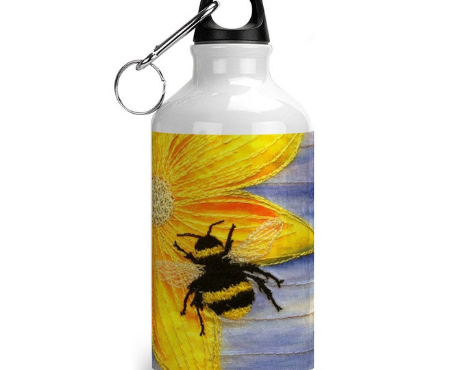 Featured listing image: Reusable aluminium drink bottle