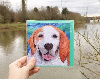 Beagle card