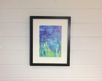 Lavender Print A4
