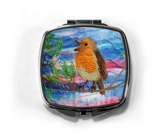Compact Mirror Robin
