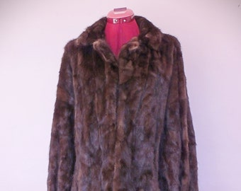 1980s Mink Coat, How Much Did A Mink Coat Cost In 1980