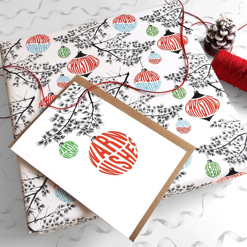Christmas wrap and christmas cards luxury gift wrap retro wrapping paper Christmas Wrapping Paper christmas gift wrap sheets