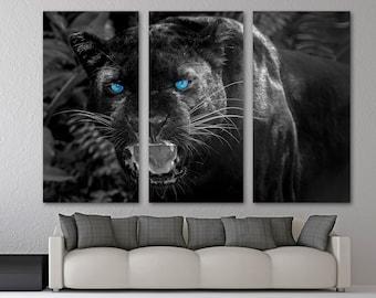 Panther Art Etsy