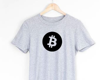 e73ced09a Bitcoin Money Men's T Shirt Best Currency Tee Dope Swag Gold