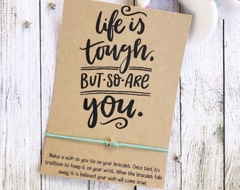 Life Is Tough Building An Empire Entrepreneur Gift Girl Boss Favors Lady GiftsMotivational GiftsEntrepreneur