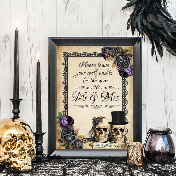 Gothic Wedding Decoration Ideas: Gothic Wedding Ideas