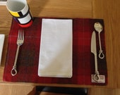 Harris Tweed Placemats