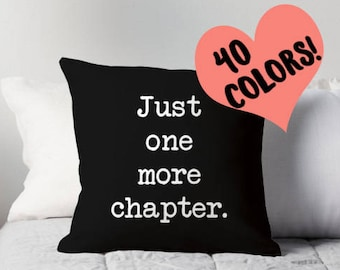 Book Lover Gifts, Reading Pillow, Book Worm Gift, Bookish, Funny Book Lover Quotes, Love to Read, Throw Pillow, Read Toss Pillow, Reading