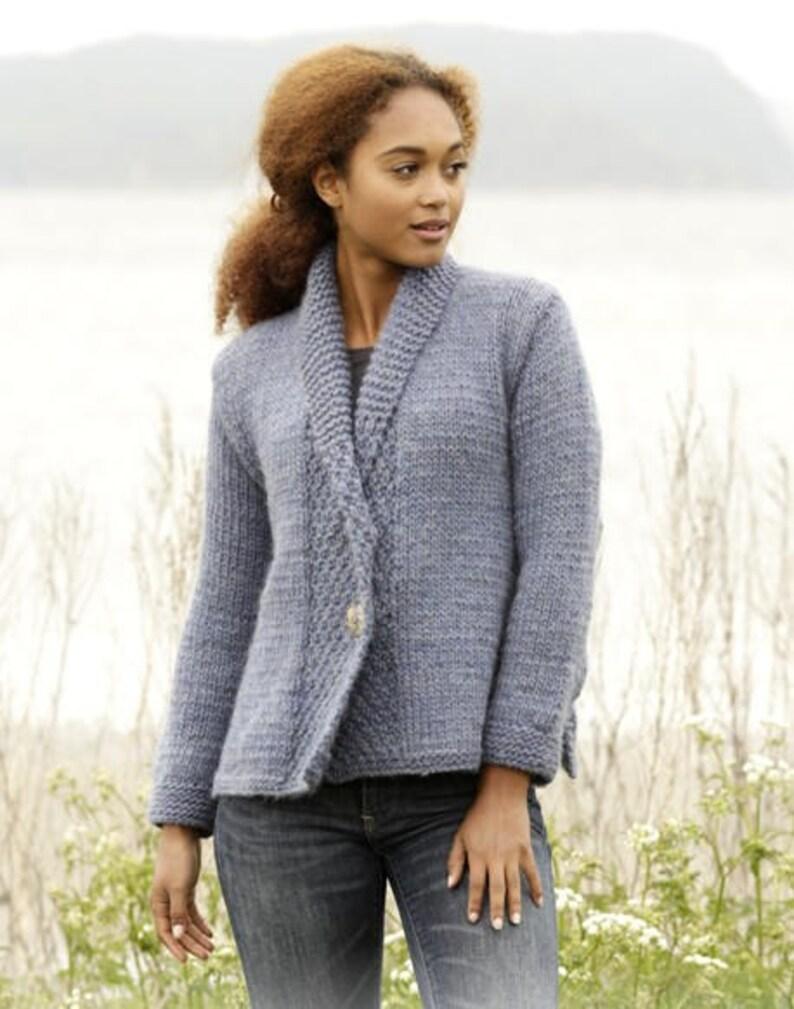 fc14ddda1b Knit jacket knit cardigan women blue cardigan hand knit jacket