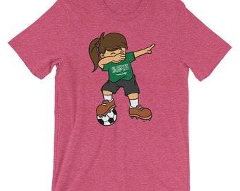26b97715f Saudi Arabia Soccer Ball 2018 Parade Shirt