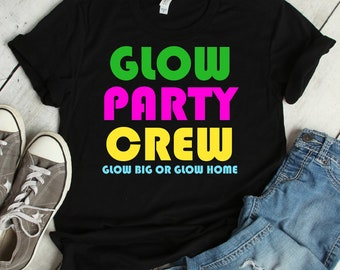 Glow Party Animal T-Shirt  4a78812c0