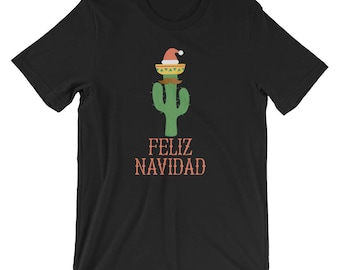 556aa1f549ee1 Feliz Naviduck Xmas Shirt Duck With Santa Hat Xmas Holiday