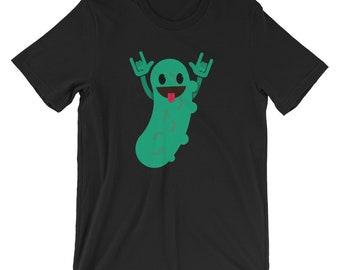 Pickle Emoji Etsy