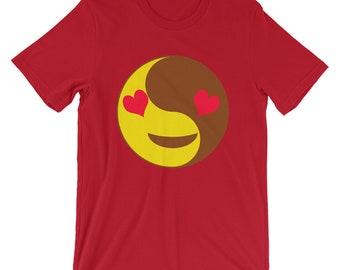 Yin Yang Emoji Etsy