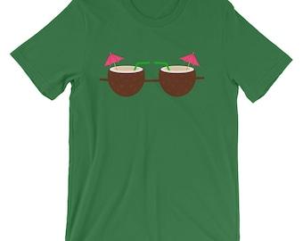 If You Were A Fruit Watermoron Funny Short-Sleeve Unisex T-Shirt Green / Yellow KAeI1z3efy