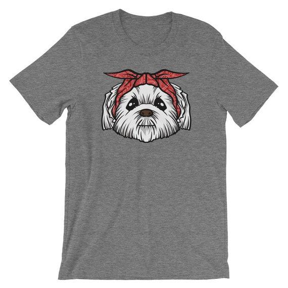 Funny Dog Tee No One Understands Me Like My Shih-Tzu T-shirt