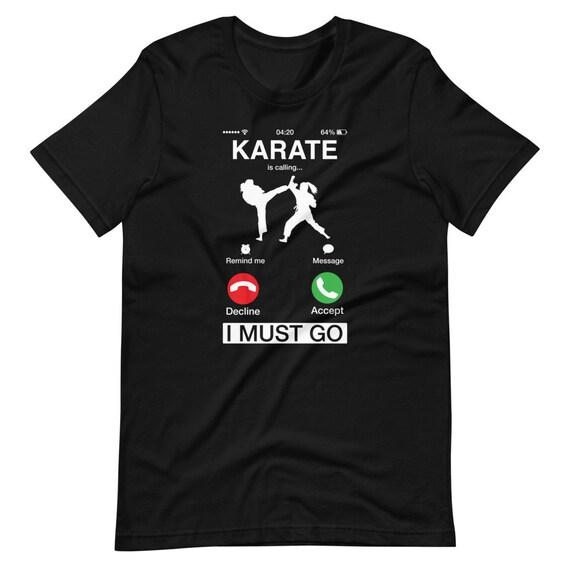 Karate is Calling Karat/é amusant Sweatshirt