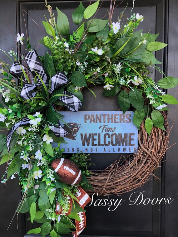Football, Football Wreath, Sports Wreath