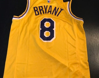5aaae23f8 Brand New Nike Kobe Bryant La Lakers jersey