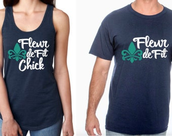 CUSTOM LISTING for Jessie's Fleur De Fit group