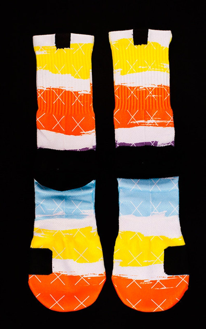 1b95e07be7305 Custom Nike Elite or Notion Socks Santa Cruz SANTA CRUZ