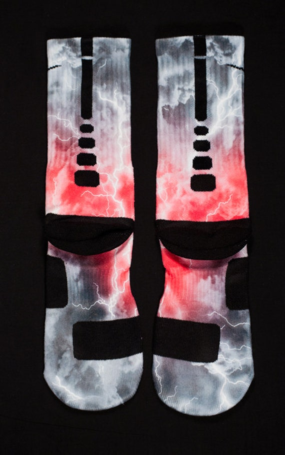 af56acdc1fd40 Custom Nike Elite or Notion Socks for KD7