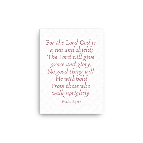 Rose Gold Office Decor Christian Canvas And Encouragement Etsy