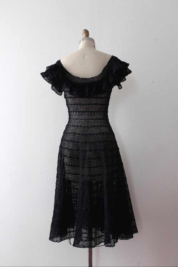 Sale! Amazimg late 1940s summer dress! - image 2