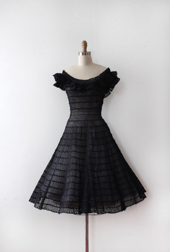Sale! Amazimg late 1940s summer dress! - image 3