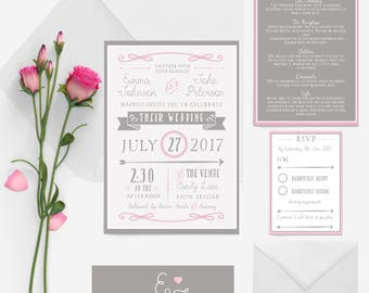 wedding invitations etsy ie
