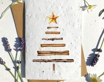 Christmas Seed Cards