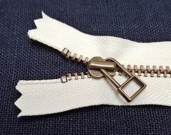 7 9 11 13 15 18 CM DIY Black bronze Zippers For Purse or Bags NO.4