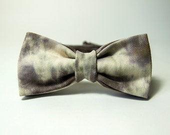 Tie Dye Men's Bow Tie
